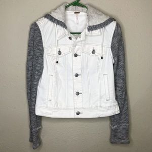 Jean/Knit Jacket from Free People